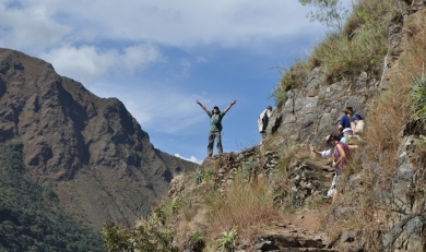 Hike & Drive Jungle Route to Machu Picchu