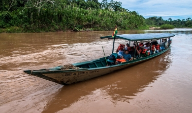 Luxury Amazon Lodge Adventure 3 Days