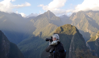 Machu Picchu Photography Expedition