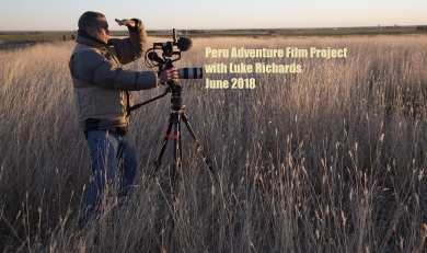 Peru Adventure Film Project June 2018